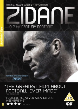 Zinedine Zidane - فیلمی درباره فوتبال به نقش زیدان