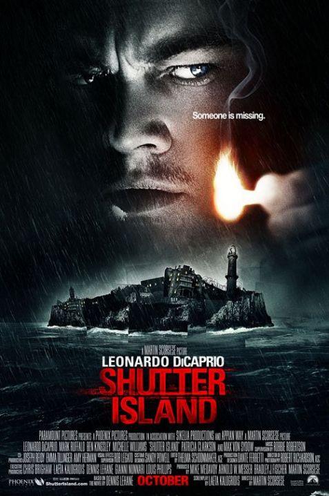 فیلم Shutter Island، ساخته Martin Scorsese در سال 2010