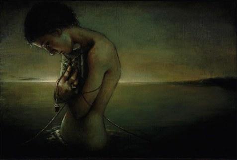 تابلوی پشیمان اثر Cyn Mccurry